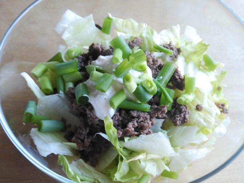 Fauxjita - Taco Salad