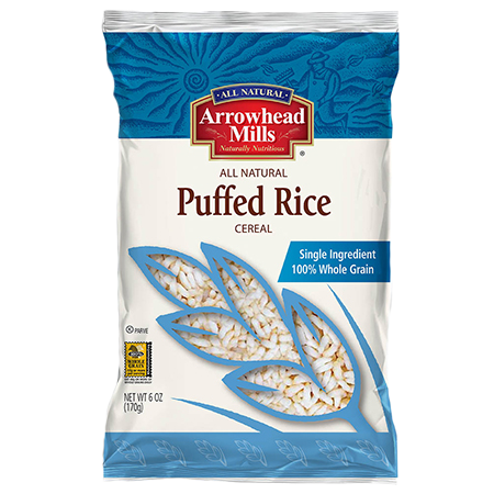 Arrowhead Mills Puffed Rice Cereal