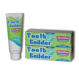 Squigle Tooth Builder Toothpaste